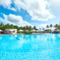 レオパレスリゾートグアムのホテル プール で遊ぶぞぉー!【2017/グアムVol.10】