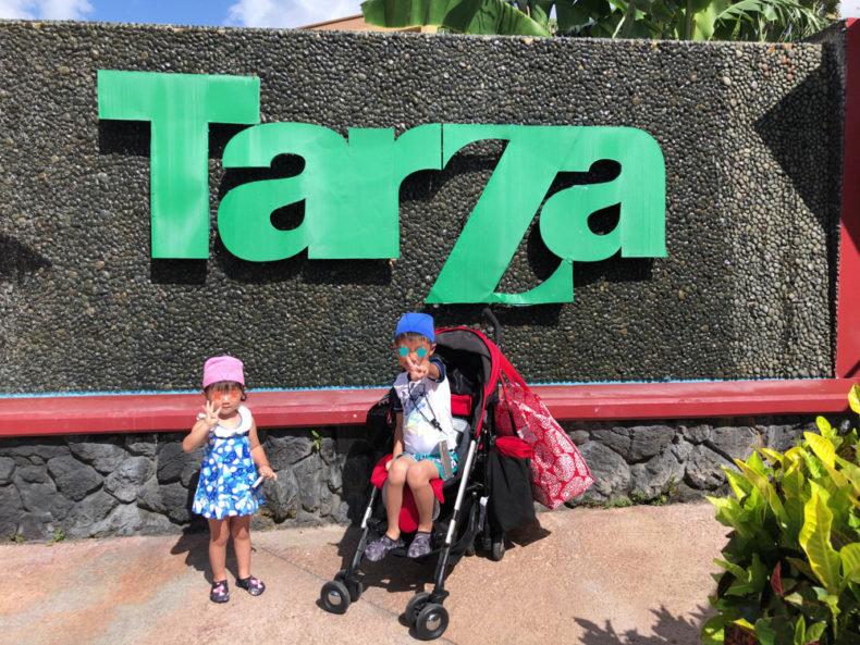 Tarza ターザ グアム ウォーターパーク