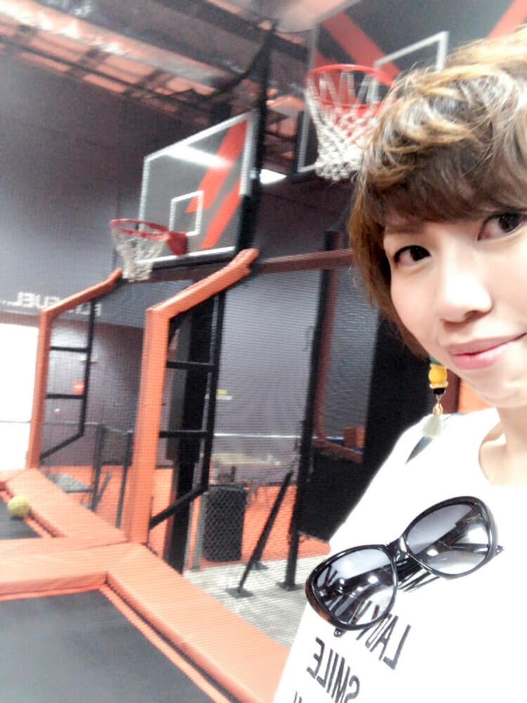 SKY ZONE SLAM DUNK2