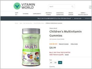 VITAMIN WORLD ビタミンワールド  サプリ レチノールクリーム