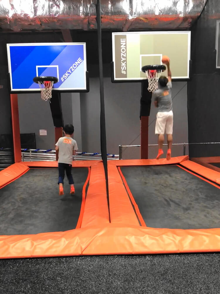 SKY ZONE SLAM DUNK1