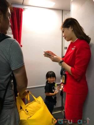 関空 ハワイ AirAsia エアアジア ホノルル 搭乗 座席