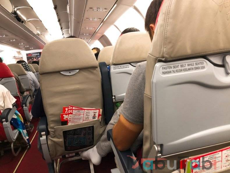 関空 ハワイ AirAsia エアアジア ホノルル 搭乗 座席 ツインシート