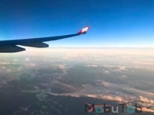 関空 ハワイ AirAsia エアアジア ホノルル 搭乗