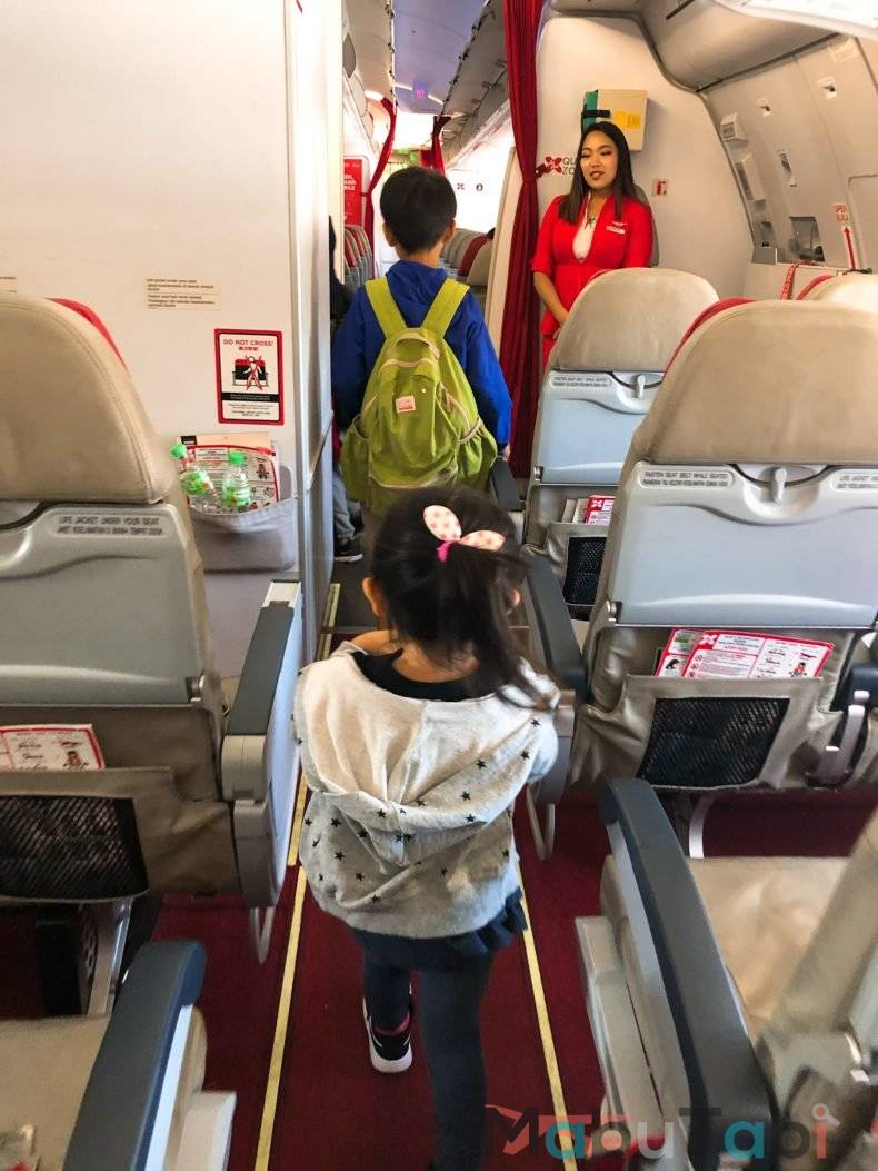 関空 ハワイ AirAsia エアアジア ホノルル 搭乗 到着時間