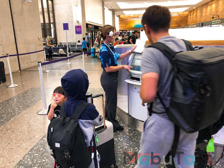 エアアジア AirAsia ハワイアン航空 乗り継ぎ  時間 ハワイ ホノルル 到着 マウイ カフルイ 離島