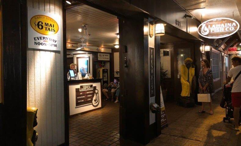 ラハイナ・フィッシュ・カンパニー LAHAINA FISH CO.