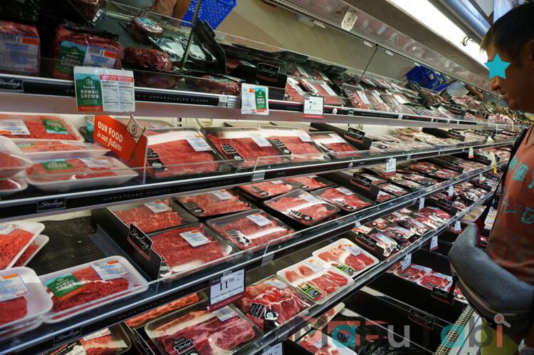 タイムズ スーパーマーケット times supermarket 肉