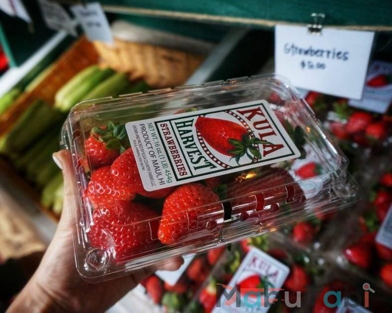 クラ・カントリー・ファーム クラ ストロベリー いちご kula Strawberry
